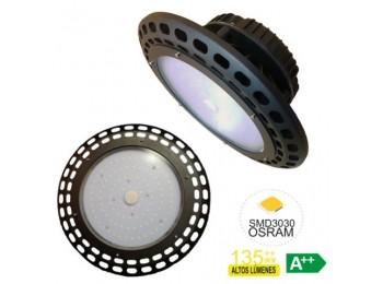 Campana ilumin 150w 20.250lm led rsr alu 5700k-negro smd3030