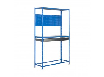 Kit Simonracing Box Plus 3/400 Azul/galva 2000x1000x400