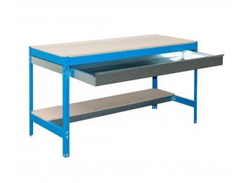 Kit Simonwork Bt0 Box 900 Azul/madera 842x910x610