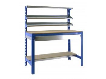 Kit Simonwork Bt1 Box 1200 Azul/madera 1445x1210x610