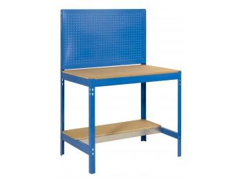 Kit Simonwork Bt2 1200 Azul/madera 1445x1210x610