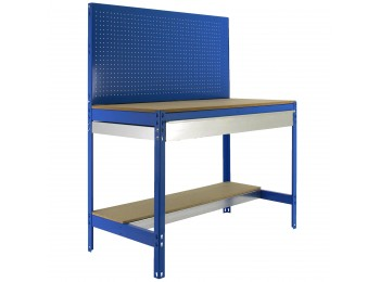 Kit Simonwork Bt2 Box 1200 Azul/madera 1445x1210x610