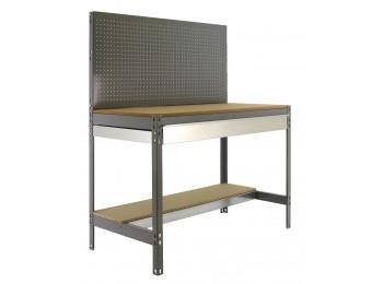 Kit Simonwork Bt2 Box 1500 Gris/madera 1445x1510x610