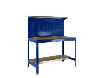 Kit Simonwork Bt3 1200 Azul/madera 1445x1210x610