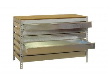 Kit Simonwork Bt5 Box6 1200 Galva/madera 842x1210x760