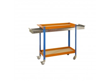 Kit Simonwork Wagon 2/400 Box Chipboard Azu/nar/ma 1030x900x400