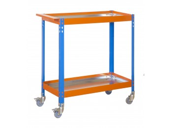 Kit Simonwork Wagon 2/400 Metalic Azul/naranja/gal 1030x900x400