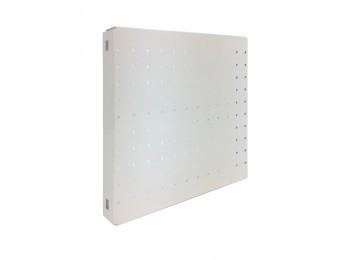 Simonboard Perforated 300x300 Blanco 300x300x35