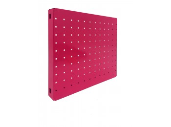 Simonboard Perforated 300x300 Rosa 300x300x35