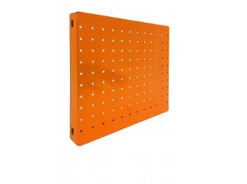 Simonboard Perforated 300x300 Naranja 300x300x35