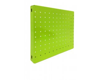Simonboard Perforated 300x300 Verde 300x300x35