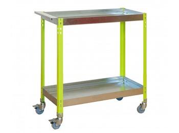 Simongarden Wagon 2/400 Metalic Verde/galva 1030x900x400