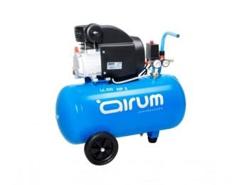 Compresor aceite 2 cv 50lt 8 bar rc2/50 cm2 airum