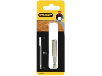 Adaptador puntas magnet. 060mm stanley