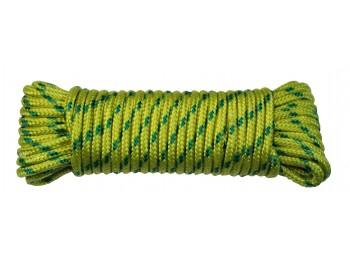 Cuerda trenz. 05mm nyl az/am tendedero hyc 10 mt