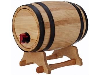 Barril vino 5l mad dispensador vin bouquet