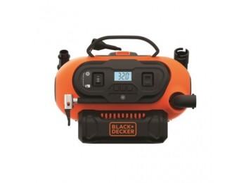 Compresor pres. mini ca230v-cc12/18v 160psi b&d