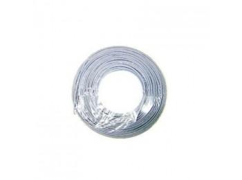 Cable elec 4mm hilo flexible cemi gr 750v cf1040.1 100 mt