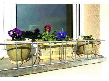 Soporte jardinera 070cm exten sauvic ac cinc ventana 3500