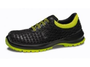 Zapato seg t44 s3 robusta microf neg/ama 100 mts s3+ci+src p