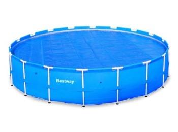 Cobertor pisc. solar bestway piscina de 549cm 58173