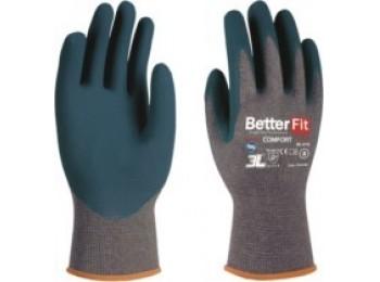 Guante mecanico s07 sanitized/actifresh 3l nylon/nitrilo com