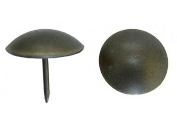 Tachuela fij plana bronce br el zorro 500 pz