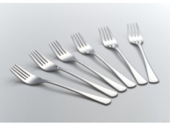 Tenedor mesa noble inox magefesa 6 pz