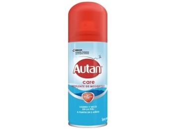 Repelente mosq aerosol autan j309533 100 ml
