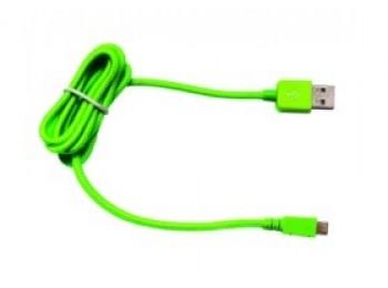 Cable telefono usb a micro usb 2,1a/1,2mt ver muvit 0