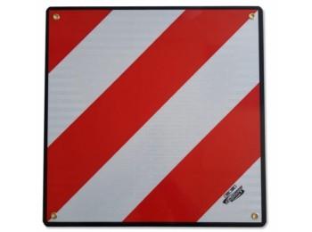 Placa seÑalizacion carga 50x50cm sobresaliente reflectante b