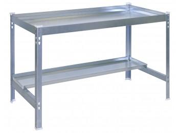 Kit Simongarden Desk 1500x600 Galva 840x1500x700