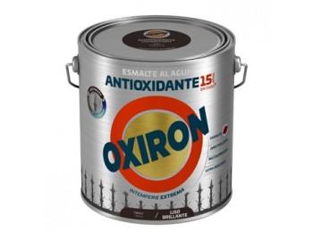 Esmalte antioxi. bri. 2,5 lt taba ext. liso titan oxiron al agua