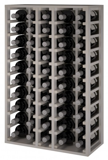 Expovinalia EW botellero pino color blanco,50 botellas, serie godello,