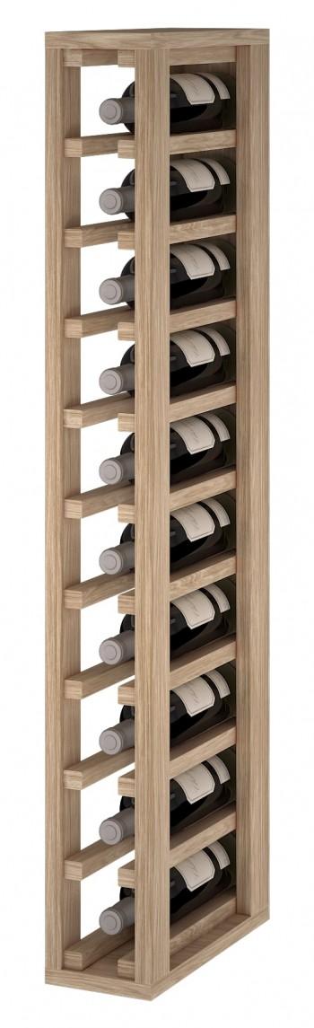 Expovinalia ER2031 botellero madera roble, 10 botellas, serie godello