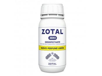 Desinfectante domest 250ml fungicida zotal zero microbicida
