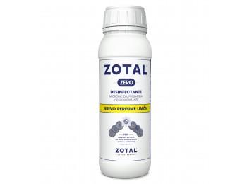 Desinfectante domest 500ml fungicida zotal zero microbicida