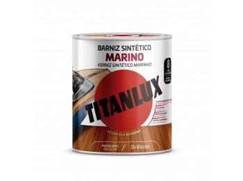 Barniz mad bri. 4 lt inc. sint marino int titanlux