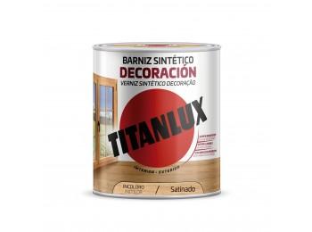 Barniz mad sat. 250 ml inc. sint decoracion interior/exterio