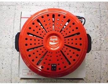 Brasero electrico bn4 4 potencias rojo