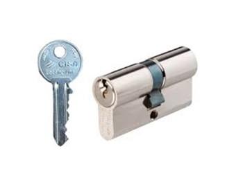 Cilindro 40x50mm leva lg cisa lat niq logo 08010.21.0.12