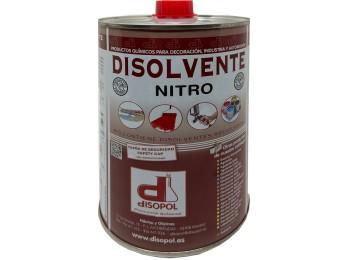 Disolvente nitro env.met disopol 1 lt