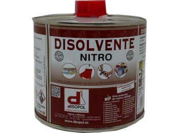 Disolvente nitro env.met disopol 500 ml