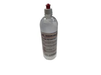 Gel desinfectante 1lt hidroalcohÓlico quimica facil, s.l. do