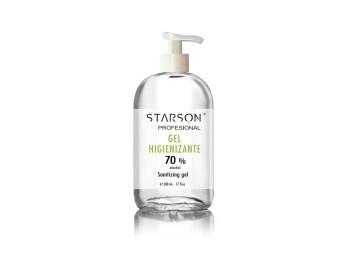 Gel desinfectante 500ml hidroalcoholico starson dosif 20742