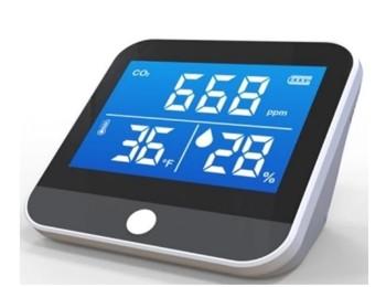 Medidor co2 infrarrojo bl kps