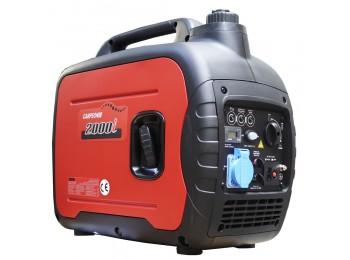 Generador inv. 1 toma 80cm3 / 2,30cv 4 tiempos lc-2000 i cam
