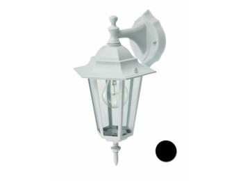 Aplique ilumin descend ext e27 60w met bl orlando luxform