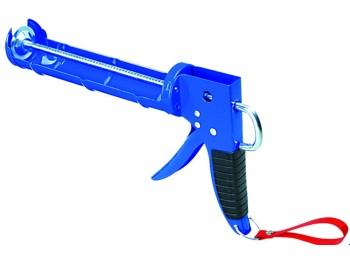 Pistola sil giratoria cremallera reforzada antigoteo nivel