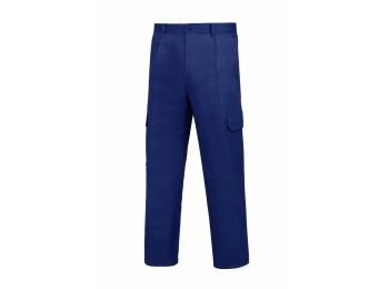 Pantalon algodon marino 46 agm8am46